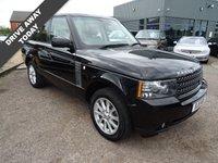 2011 LAND ROVER RANGE ROVER 4.4 TDV8 VOGUE 5d AUTO 313 BHP £21790.00