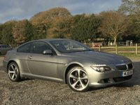 2010 BMW 6 SERIES 3.0 635D SPORT 2d AUTO 282 BHP £10500.00