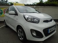 USED 2014 14 KIA PICANTO 1.0 1 5d 68 BHP GUARANTEED TO BEAT ANY 'WE BUY ANY CAR' VALUATION ON YOUR PART EXCHANGE