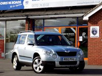 USED 2012 12 SKODA YETI 2.0 TDi 140 SE Plus 4x4 Station Wagon