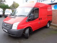 USED 2013 13 FORD TRANSIT 2.2 280 1d 124 BHP