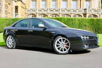 2009 ALFA ROMEO 159 2.2 JTS TI 4d 185 BHP £5990.00