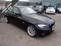 USED 2010 10 BMW 3 SERIES 2.0 320I SE BUSINESS EDITION 4d AUTO 168 BHP Dealership service history with 4 stamps, Mot till July 2018 1 Previous keeper