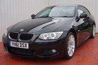 2011 BMW 3 SERIES 2.0 320D M SPORT 2d 181 BHP £10495.00