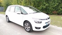 2015 CITROEN C4 GRAND PICASSO 1.6 BLUEHDI EXCLUSIVE 5d 118 BHP ONE OWNER FULL SERVICE HISTORY £11850.00