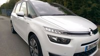 USED 2015 65 CITROEN C4 PICASSO 1.6 GRAND BLUEHDI EXCLUSIVE 5d 118 BHP ONE OWNER FULL SERVICE HISTORY