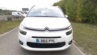 2015 CITROEN C4 GRAND PICASSO 1.6 BLUEHDI EXCLUSIVE 5d 118 BHP ONE OWNER £11350.00
