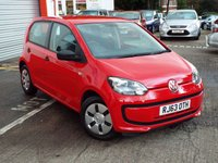 USED 2014 63 VOLKSWAGEN UP 1.0 TAKE UP 5d 59 BHP ONE Owner FULL Service History