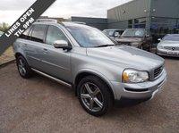 2009 VOLVO XC90 2.4 D5 R-DESIGN SE PREMIUM AWD 5d AUTO 185 BHP £11990.00