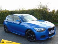 USED 2013 13 BMW 1 SERIES 2.0 118D M SPORT 5d AUTOMATIC * 128 POINT AA INSPECTED *