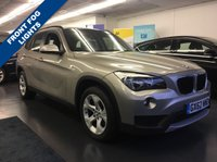 USED 2012 62 BMW X1 2.0 XDRIVE20D SE 5d AUTO 181 BHP ,ONLY ONE PREVIOUS KEEPER, FULL SERVICE HISTORY