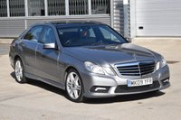 USED 2009 09 MERCEDES-BENZ E CLASS 3.0 E350 CDI BLUEEFFICIENCY SPORT AMG KIT 4d AUTOMATIC 231 BHP AIR CON DIESEL CAR FULL S/HISTORY 5 STAR SPEC OPTIONAL RATING