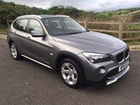 2011 BMW X1 2.0 XDRIVE18D SE 5d 141 BHP £10490.00