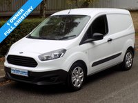2014 FORD TRANSIT COURIER BASE 1.5 TDCI SWB 75 BHP £6995.00