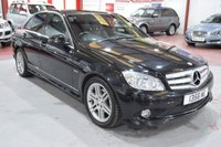 USED 2011 MERCEDES-BENZ C CLASS 2.1 C250 CDI BLUEEFFICIENCY SPORT 4d AUTO 204 BHP