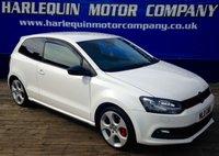 2011 VOLKSWAGEN POLO 1.4 GTI DSG 3d AUTO 177 BHP £7999.00