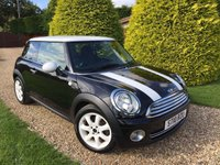 2010 MINI HATCH COOPER 1.6 COOPER 3d 122 BHP £6495.00