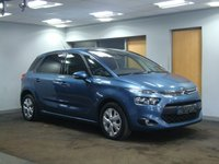 USED 2013 63 CITROEN C4 PICASSO 1.6 HDI VTR PLUS 5d 91 BHP+++DEPOSIT RECEIVED+++