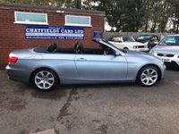 USED 2009 09 BMW 3 SERIES 2.0 320I SE 2d 168 BHP 2 OWNERS, HARD TOP, 51K MILES