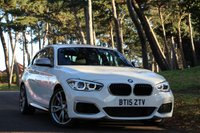 USED 2015 15 BMW 1 SERIES 3.0 M135I 3d AUTO 322 BHP
