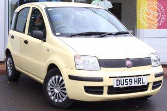 2009 FIAT PANDA 1.1 ACTIVE ECO 5d 54 BHP £2250.00