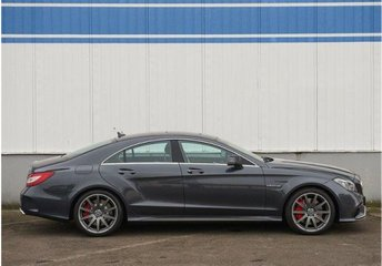2018 MERCEDES-BENZ CLS 63 AMG Mercedes-Benz CLS63 5.5 AMG S Coupe MCT 4dr (start/stop) PRICE NEW £82000.00 Export Price £55000.00 + Vat Or Retail Price £66000.00 Saving £16000.00 DELIVER MILES ONLY  £66000.00