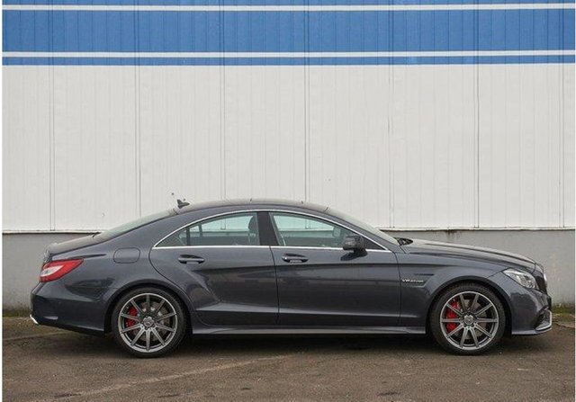 View our MERCEDES-BENZ CLS 63 AMG