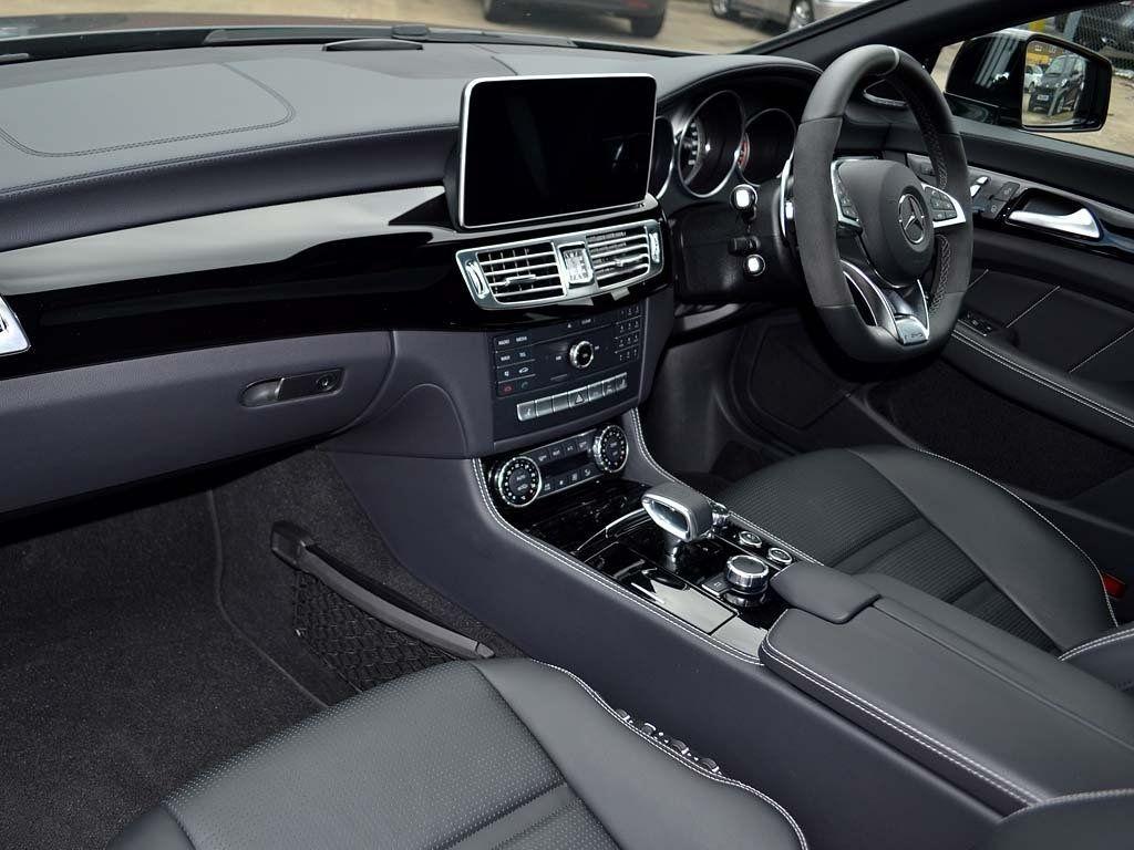 Mercedes Benz Cls 63 Amg Mercedes Benz Cls63 5 5 Amg S Coupe Mct 4dr