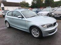 2008 BMW 1 SERIES 1.6 116I ES 3d 121 BHP £4300.00
