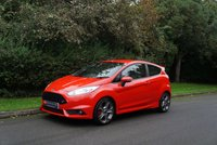 USED 2014 64 FORD FIESTA 1.6 ST 3d 180 BHP