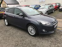 USED 2013 13 FORD FOCUS 1.6 ZETEC TDCI 5d 113 BHP PRICE INCLUDES A 6 MONTH AA WARRANTY DEALER CARE EXTENDED GUARANTEE, 1 YEARS MOT AND A OIL & FILTERS SERVICE. 12 MONTHS FREE BREAKDOWN COVER.
