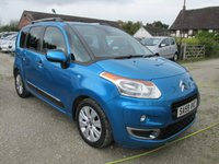 USED 2009 59 CITROEN C3 PICASSO 1.6 PICASSO EXCLUSIVE HDI 5DR EXCELLENT FUEL MPG