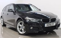 USED 2014 64 BMW 3 SERIES 3.0 330D XDRIVE M SPORT TOURING 5d AUTO 255 BHP