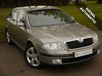 2006 SKODA OCTAVIA 2.0 LAURIN & KLEMENT TDI 5d AUTO 138 BHP £4450.00