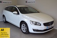 USED 2014 64 VOLVO V60 1.6 D2 BUSINESS EDITION 5d 113 BHP Immaculate  - Satellite Navigation - Must Be Seen