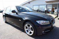 USED 2010 60 BMW 3 SERIES 2.0 320D EXCLUSIVE EDITION TOURING 5d 181 BHP LOW DEPOSIT OR NO DEPOSIT FINANCE AVAILABLE.