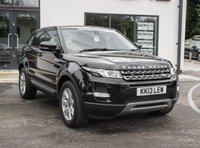 2013 LAND ROVER RANGE ROVER EVOQUE 5dr 2.2 TD4 PURE TECH MAN £21591.00