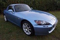 2005 HONDA S 2000
