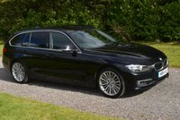 2014 BMW 3 SERIES 2.0 325D LUXURY TOURING 5d 215 BHP £12495.00