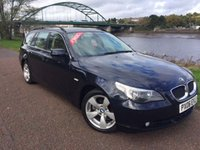 USED 2006 06 BMW 5 SERIES 2.0 520D SE TOURING 5d 161 BHP ** UNWANTED PART EXCHANGE ****SOLD AS SEEN**