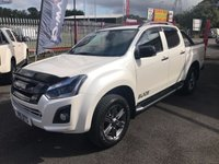2017 ISUZU D-MAX New Generation 1.9 BLADE AUTOMATIC £25995.00
