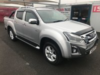 2017 ISUZU D-MAX NEW GENERATION 1.9 UTAH AUTOMATIC £23495.00
