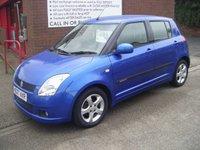 2007 SUZUKI SWIFT 1.5 GLX VVTS 5d 101 BHP £2995.00