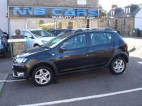 USED 2013 63 DACIA SANDERO 1.5 STEPWAY AMBIANCE DCI 5d 90 BHP 1 LADY OWNER FROM NEW,ONLY 29000 MILES AND £20 A YEAR ROAD TAX