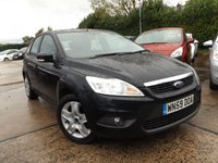 USED 2009 59 FORD FOCUS 1.6 STYLE 5d 100 BHP