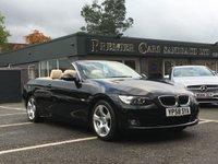 2009 BMW 3 SERIES 2.0 320I SE 2d 168 BHP £9990.00