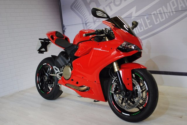 2014 14 DUCATI 1199 PANIGALE ABS