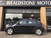 USED 2014 64 MINI COUNTRYMAN 1.6 COOPER 5d AUTO 122 BHP 1 LADY OWNER, EXTERIOR CHROME PACK