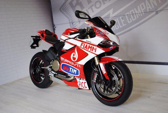 2014 14 DUCATI 1199 PANIGALE ABS RACE REPLICA