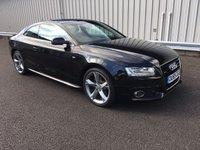 2009 AUDI A5 3.2 FSI QUATTRO S LINE COUPE AUTO 262 BHP £13995.00